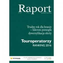 Raport Touroperatorzy 2016