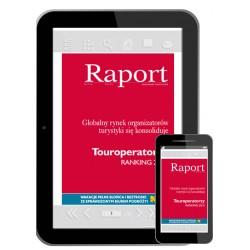 Raport Touroperatorzy 2015. Wersja elektroniczna