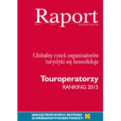 Raport Touroperatorzy 2015