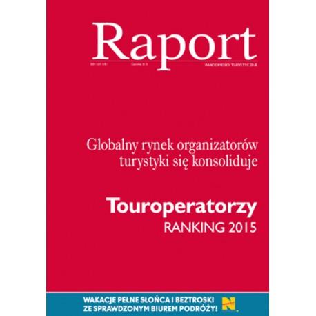 Raport Touroperatorzy 2015