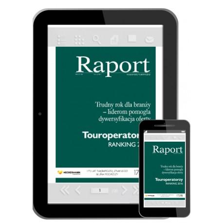 Raport Touoperatorzy 2016 Wersja elektroniczna