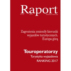 Raport Touroperatorzy 2017