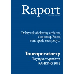 Raport Touroperatorzy 2018