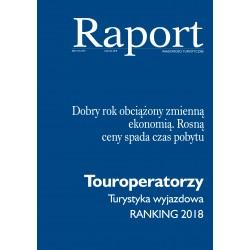 Raport Touroperatorzy 2018