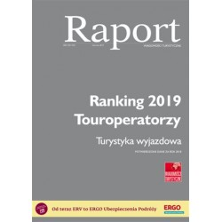 Raport Touroperatorzy 2019