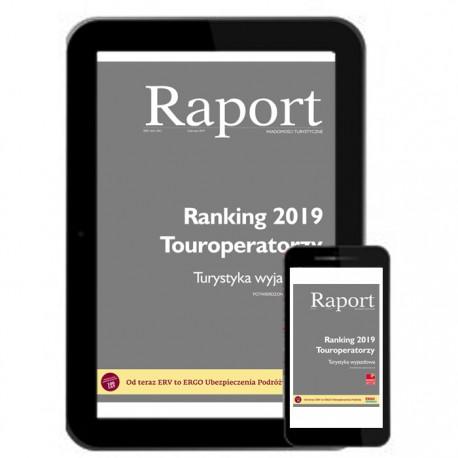 Raport Touroperatorzy 2019 wydanie cyfrowe