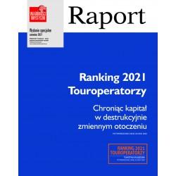 Raport Touroperatorzy 2021 wydanie papierowe